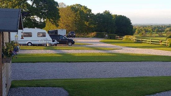 Welltrough Hall Farm Caravan Φωτογραφία
