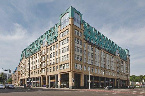 H+ Hotel Leipzig Foto