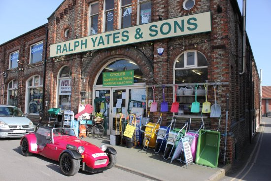 R Yates & Sons Ltd