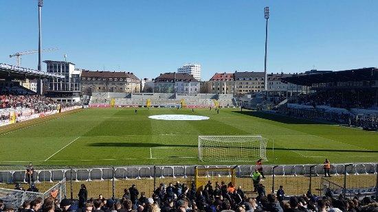 Gruenwalder Stadion