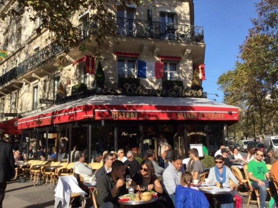La terrasse de bistrot du champs de mars picture of bistrot le champ de mars paris tripadvisor - Restaurant la terrasse paris ...