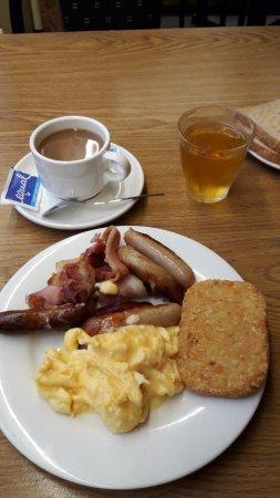 DeVere Hotel: Desayuno