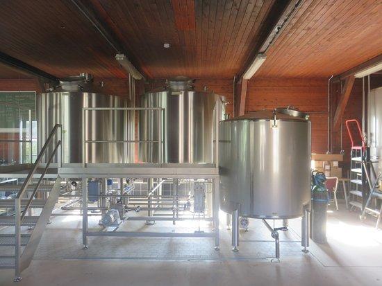 Vianen, Países Bajos: de brouwerij