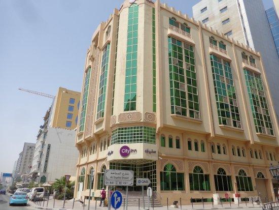 City Inn Al Seef : bem localizado.