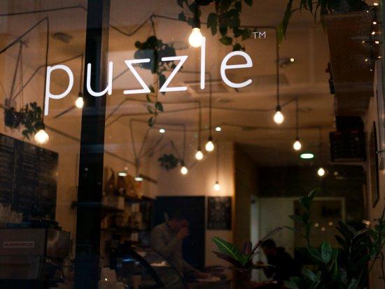 Puzzle Cafe Lyon 4 Rue De La Poulaillerie Fotos Número