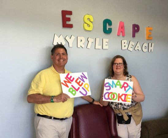 ‪Escape! Myrtle Beach‬