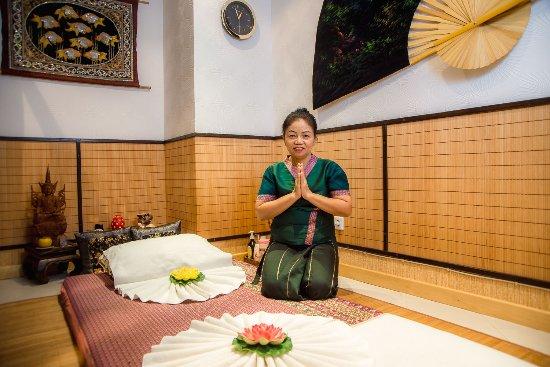 Hotel Oreanda: Тайские спа-услуги