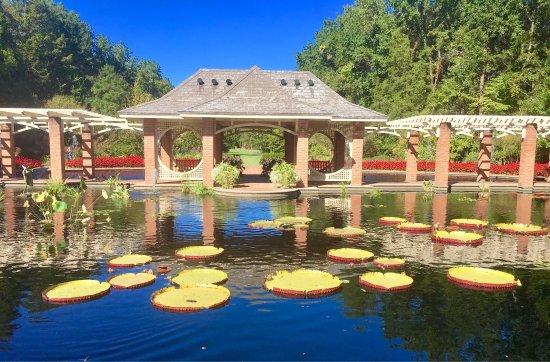 Huntsville Botanical Garden: Botanical Gardens