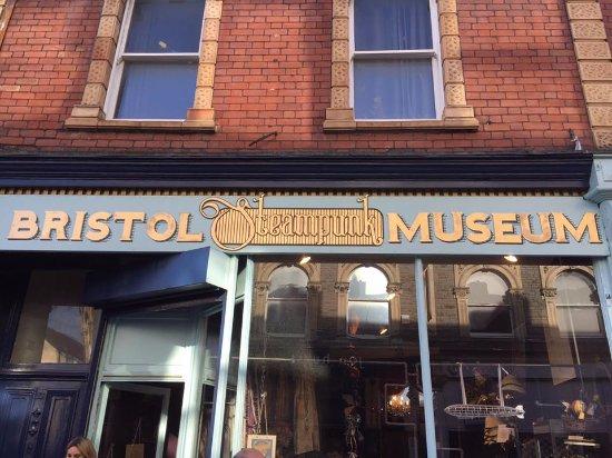 Bristol Steampunk Museum