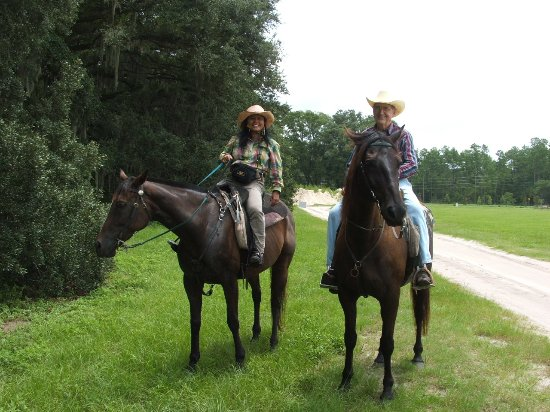 Cactus Jack's Trail Rides Photo