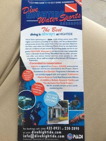 Dive Hightide Watersports: photo1.jpg