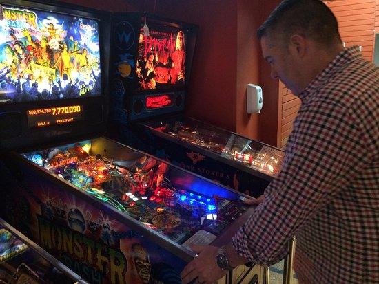 New York City Pinball Arcade Experience