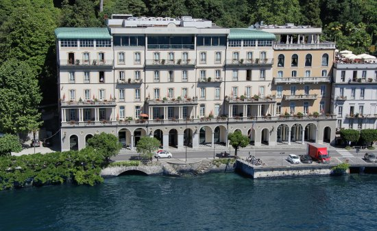 Grand Hotel Cadenabbia: 2017: all rooms overlooking the lake have been renovated