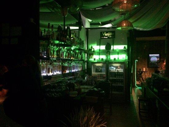 Mojito Lounge: Вид бара