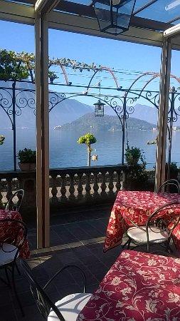 terrazza del bar - Foto di Hotel Villa Marie, Tremezzina - TripAdvisor