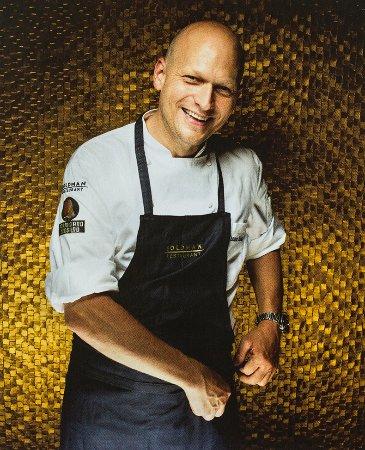 Goldman Restaurant: Thomas Haus, Inhaber und Küchenchef