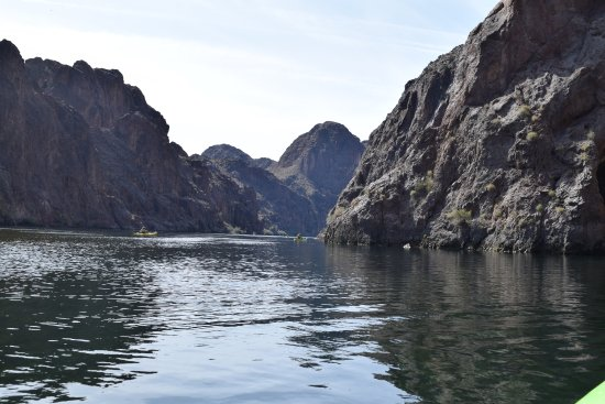 Boulder City River Riders - Day Tours: Beautiful Black Canyon