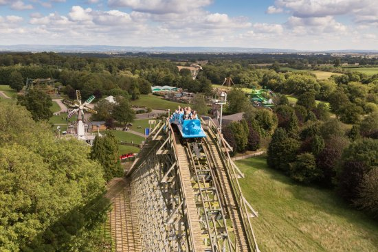 North Stainley, UK: The Ultimate - Europe's longest rollercoaster