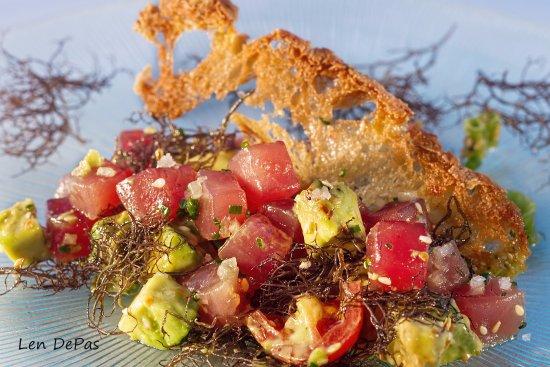 Pesce : Tuna & Avocado Tartar