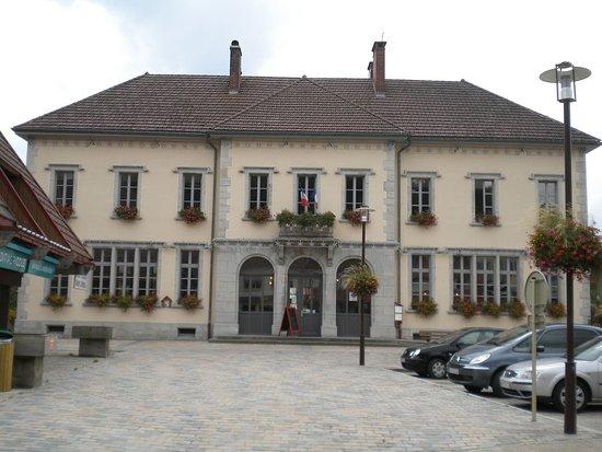 Office de Tourisme des Hôpitaux-Neufs