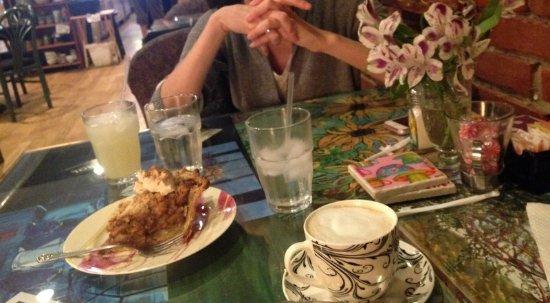 Owego, NY: Carol's coffee shop