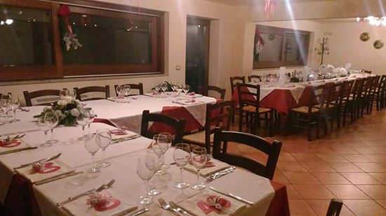 Pietradefusi, Włochy: Il Grappolo Rosso