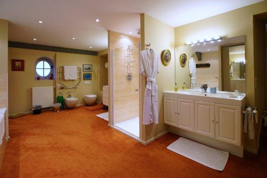 Saint-Maclou, France: Bathroom #1