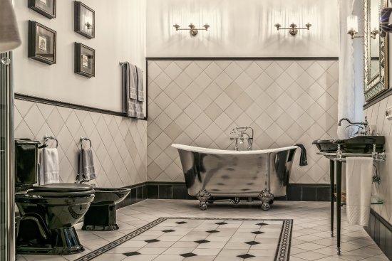 Harju County, Estonia: Bathroom of Suite Benckendorff