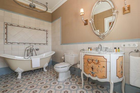 Harju County, Estonia: Bathroom of Suite Volkonski