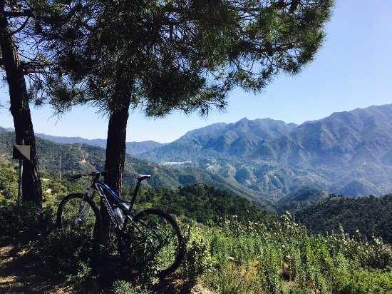 fb74e24de741a perfect weather and steep mountains - Picture of Marbella Rent a ...