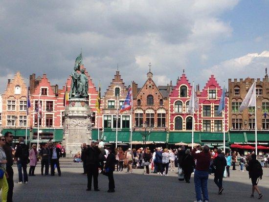 Bruges Parking Centre Ville