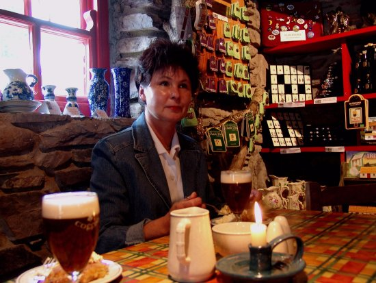Κενμάρε, Ιρλανδία: Molly Gallivans Tea Rooms