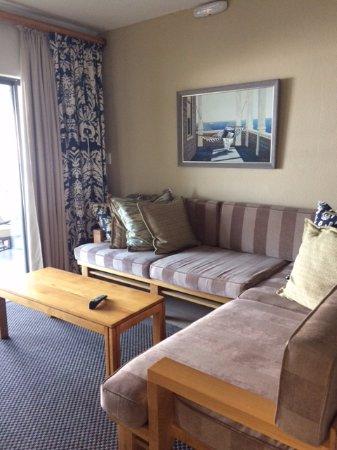 Margate, Güney Afrika: Lounge area