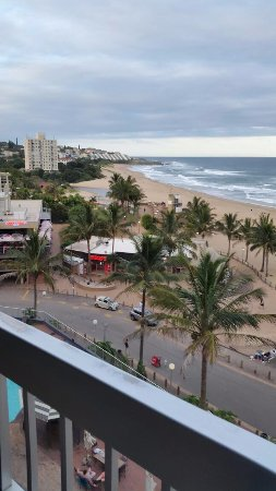 Margate, Sudáfrica: Another view from our balcony