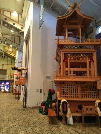 Hida Furukawa Matsuri Hall: photo1.jpg
