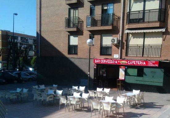 Leganés, España: La Paradita - Para Parar Y Tomar