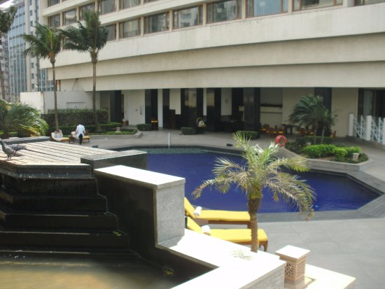 Hotel Pool Picture Of Trident Nariman Point Mumbai