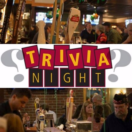 Atlantic Beach, FL: Pub Trivia Every Wednesday & Thursday at Culhane's Irish Pub.  Win House Cash $50, $30, $20