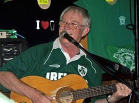 Atlantic Beach, FL: Live Irish Music at Culhane's Irish Pub Every Sunday at 6:30pm with Michael Funge