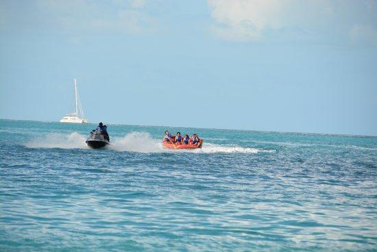 Blue Rush Water Sports And Jet Ski Rentals Inc.: Tubing Fun!