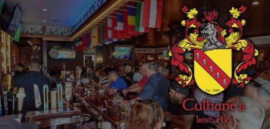 Atlantic Beach, FL: Culhaen's Irish Pub a proud Sponsor of Jacksonville Rugby Football Club