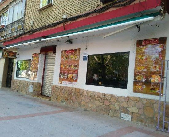 Getafe, Espagne : Mesón El Rodal