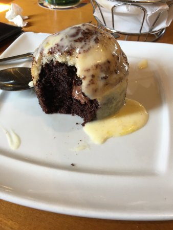 Christiana, DE: Warm Chocolate Baci Cake