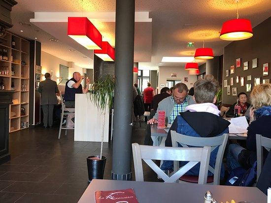 L'Aigle, Frankrig: Brasserie Le Normandie