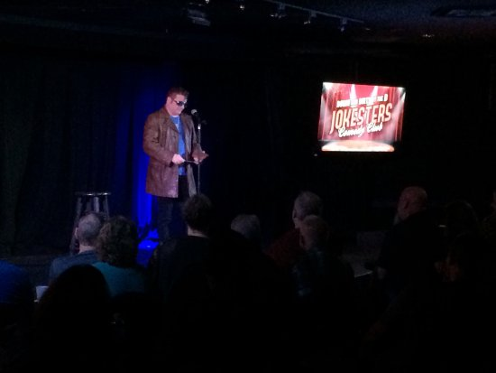 ‪Jokesters Comedy Club‬