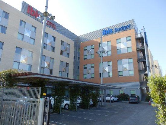 Ibis Budget Lleida: L'hôtel
