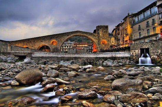 Llanars, İspanya: CAMPRODON