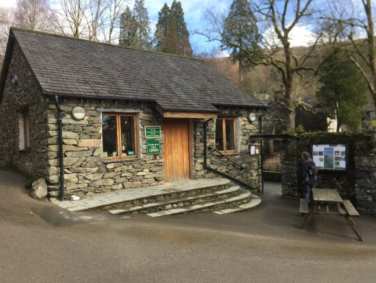 Rydal Hall Tea Room