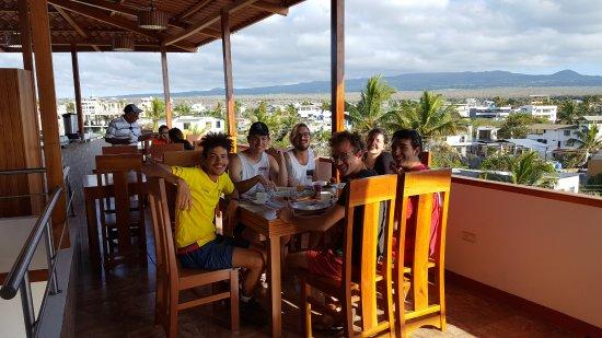 Gloria - Galapagos Inn