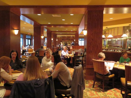 Roanoke, Wirginia Zachodnia: Restaurant